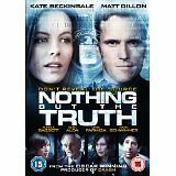 Nothing But The Truth DVD 2013 Kate Beckinsale, Matt Dillon - BRAND NEW & SEALED