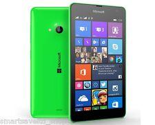 """Nokia Lumia 535 Verde 5 """"Desbloqueado Smartphone Sim Libre Win 8.1 Smartphone 3g"""