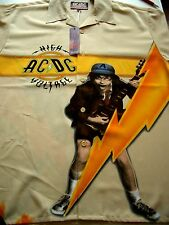 AC/DC High Voltage Hemd neu Size L Angus Young