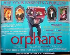 "MOVIE POSTER~Orphans 1998 30x40"" British Quad Douglas Henshall Gary Lewis NOS~"