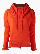 NEW Adidas Stella McCartney Orange Run Zip Hoodie Women's (Medium) G88876 $150