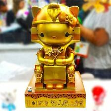 "Tokidoki x Hello Kitty GOLD Kittypatra 10"" Limited Edition Vinyl Figure"