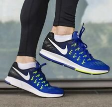 E1 Nike Air Zoom Pegasus 33 UK 11.5 EUR 47 Trainers Running Mens 831352-400