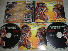 AUSTRIAN DEATH MACHINE - Double Brutal 2CD 2009  SEALED   Metallica
