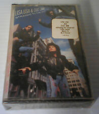 Lisa Lisa & Cult Jam -Straight To The Sky Cassette - SEALED