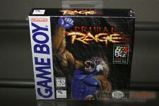 Primal Rage (Game Boy, 1995) FACTORY H-SEAM SEALED! - ULTRA RARE!