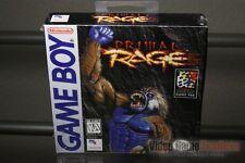 Primal Rage (Game Boy, 1995) FACTORY H-SEAM SEALED! - ULTRA RARE!