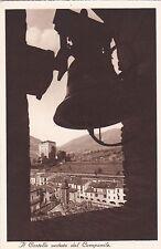 BOBBIO - S. Colombano - Il Castello veduto dal Campanile