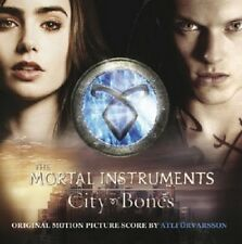ATLI ÖRVARSSON - MORTAL INSTRUMENTS-CITY OF BONES,THE  CD NEU
