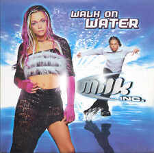 MILK INC - Walk on water 2TR CDS 2000 EURODANCE