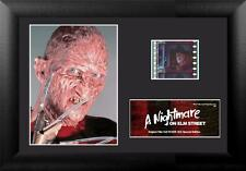 "FREDDY KRUEGER A Nightmare on Elm Street MOVIE PHOTO and FILM CELL 5"" x 7"" New"