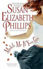 Match Me If You Can by Susan Elizabeth Phillips  (paperback - romance)