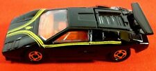 1978 No. F-50 Tomika/Tomy Black Lamborghini Countach LP 500S Display Model Car