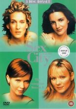 Sex And The City : Season 2 (DVD, 2002, 3-Disc Set)