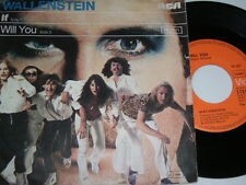 "7"" - Wallenstein - If & Will you - 1979 # 5493"