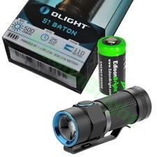 Olight S1 500 lumen Cree LED keychain Flashlight w/CR123A battery/Lanyard/magnet