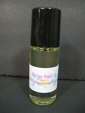 1.25 Oz CHINA RAIN Perfume Body Oil Fragrance Roll On One Bottle