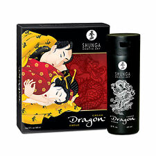 Shunga - Dragon Virility Cream - 2oz Performance and Pleasure