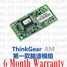 1 PC NeuroSky Brain Wave Sensor Module TGAM Development Board Set l #K1452 LL