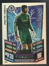 vRARE Match Attax, CHELSEA, PETR CECH, LIMITED EDITION 5, 2012/13