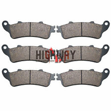 Front Rear Brake Pads for HONDA VFR800 CB1100 CBR1100 ST1100 ST1300 VTX GL1800
