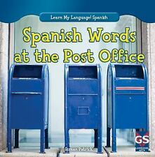 Learn My Language! Spanish: Spanish Words at the Post Office Vol. 1 by Roman...