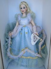 "Franklin Mint Heirloom CINDERELLA Vinyl 17"" DOLL - MIB NRFB Maryse Nicole"