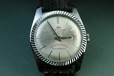 Leon Piradet 25 jewels automatic Unbreakable Mainspring wristwatch/watch WORKS