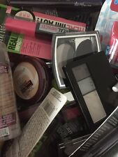 100 Piece MAYBELLINE & L'OREAL SHELF PULL COSMETICS LOT WHOLESALE