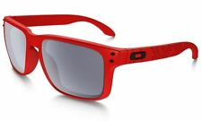 New OAKLEY OO9102-83 Holbrook Sunglasses Matte Red/Grey B1B Collection