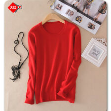 Winter New Women's High quality Casual woolen cashmere Sweater pullover Fashion