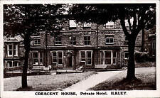 Ilkley. Crescent House Private Hotel by Lilywhite.