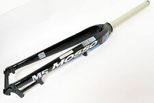 "mr-ride MOSSO Aluminum 7005 Fork 27.5"" 650B for MTB Disc Brake Black/Blue"