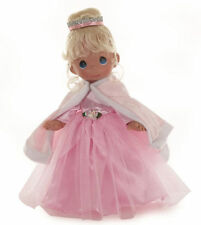 "Precious Moments Some Day My Prince Will Come 12"" Blonde Doll #6565"