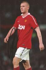 MAN UNITED * RYAN TUNNICLIFFE SIGNED 6x4 ACTION PHOTO+COA