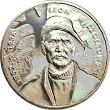 Poland / Polen - 2zl Leon Wyczolkowski (1852-1936)