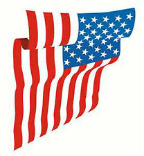 JUMBO 5' x 3' POLYESTER USA AMERICAN FLAG STARS STRIPES WITH 2 GROMMENTS GFLGP35