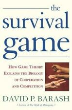 The Survival Game: How Game Theory Explains the Biology of Cooperation-ExLibrary