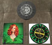 """Tempest Storm - Interview By Jack White 7"""" Vinyl Picture Disc Third Man Records"""