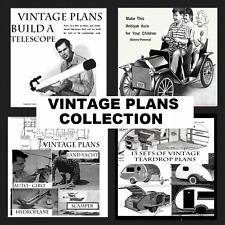 Old piani RIVENDITA business Vintage Garden giocattolo corse Mini Treno Pacchetto Completo