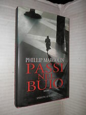 PASSI NEL BUIO Phillip Margolin Lisa Morpurgo Sperling & Kupfer Narrativa 1996