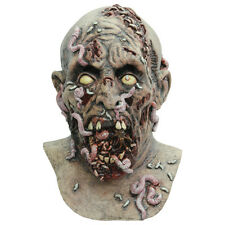 Infestado Adult Full Overhead Latex Zombie Mask Ghoulish Productions 26412