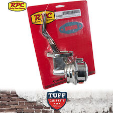 RPC Ford Cleveland 302 351 V8 Chrome Mechanical 80GPH Carby Fuel Pump Clevo New