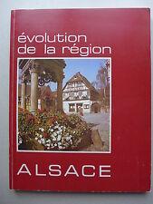 Regards Sur La France N° 55. Évolution De La Région Alsace  /  1981