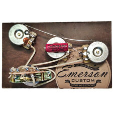 Emerson CUSTOM-Prewired KIT-s5b - 5 Way-Blender Pot - 500k-fits to Strat ®
