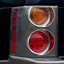 Rear Light Red/Orange Left tail lamp N/S LH for Range Rover L322 2002-05 amber