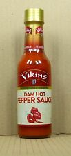 150ml/160gr Dam Hot Pepper Sauce/Chili Sauce von Viking Traders aus St. Lucia