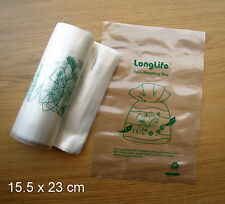 Kordon Breathing Bag Substitute- Fish Transport 15.5cm x 23cm - 50 pcs