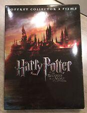 COFFRET 4 x DVD Harry Potter et les reliques de la mort