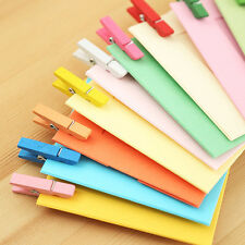 10Pcs 3Inch Color Paper Photo Frame Wall Picture Album Hanging Rope Camp New